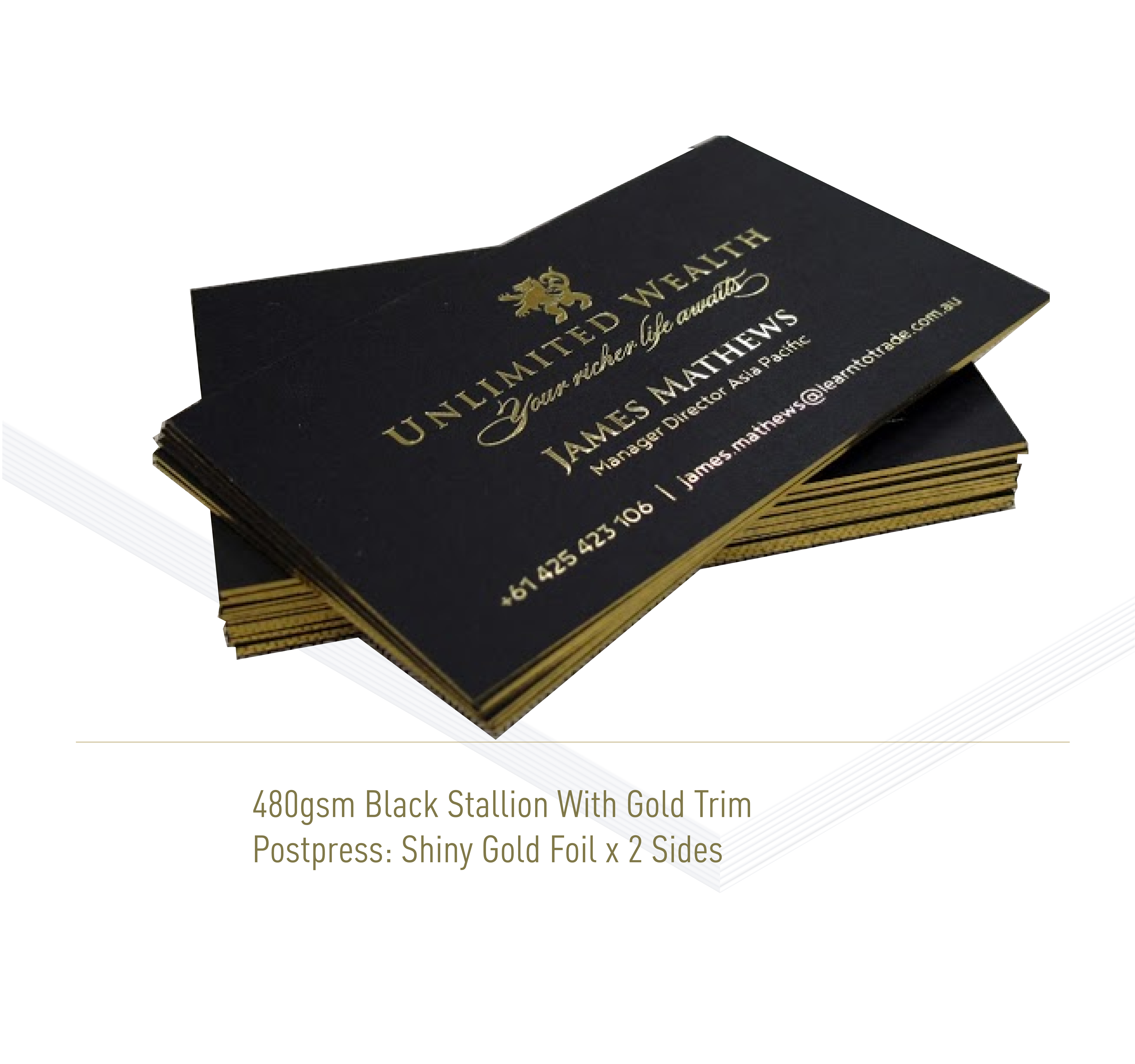 business cards printing sydney